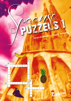 Spaanse Puzzels 1 | Groep 5 - 8 + VO
