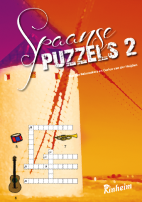 Spaanse Puzzels 2 | Groep 5 - 8 + VO