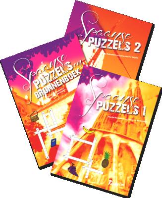 Spaanse Puzzels - Proefpakket | Groep 5 - 8 + VO