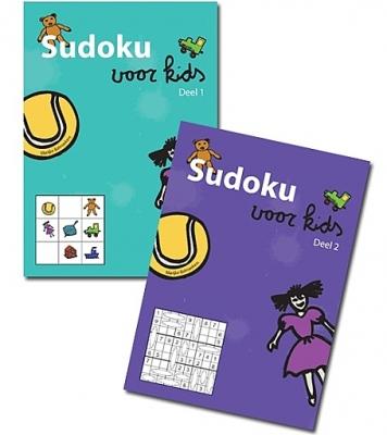 Sudoku voor Kids - Proefpakket | Groep 2 - 4