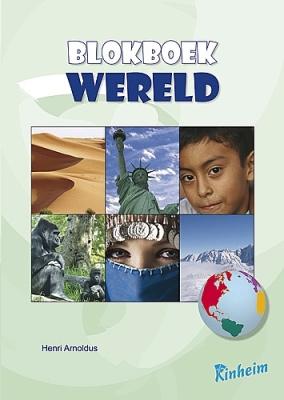 Blokboek Wereld   Groep 8