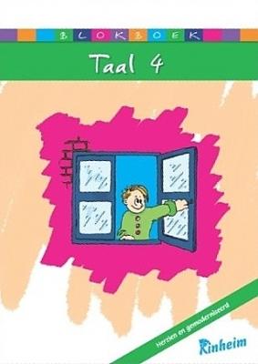 Blokboek Taal 4 | Groep 4