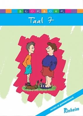 Blokboek Taal 7 | Groep 7