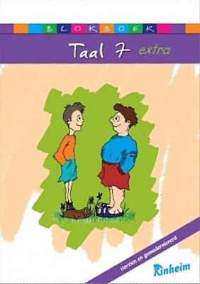Blokboek Taal 7 Extra | Groep 7