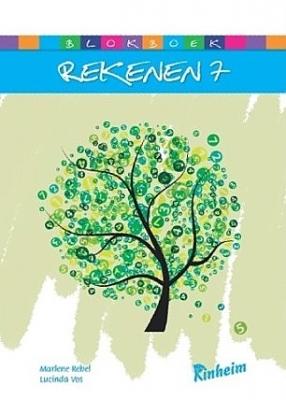 Blokboek Rekenen 7 | Groep 7