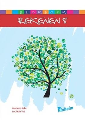 Blokboek Rekenen 8   Groep 8