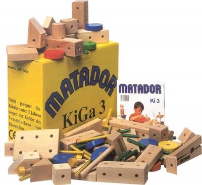 Matador - Ki 3 Groepsset   vanaf 3 jaar