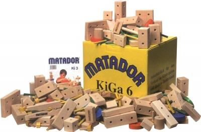 Matador - KI 6 Groepsset   vanaf 3 jaar