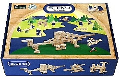 Stekuworld Blue 90   vanaf 3 jaar