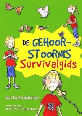 De Gehoorstoornis Survivalgids | 8 - 12 jaar