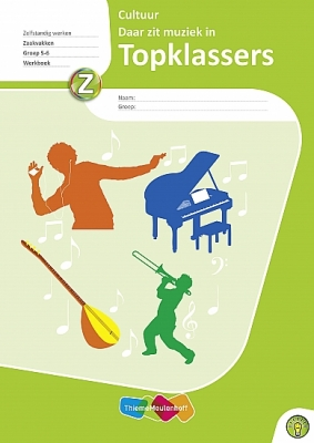 Daar zit muziek in | Groep 5 - 6