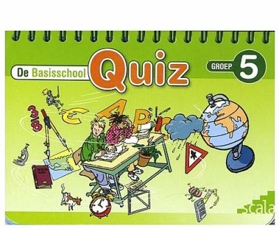 De Basisschool Quiz | Groep 5