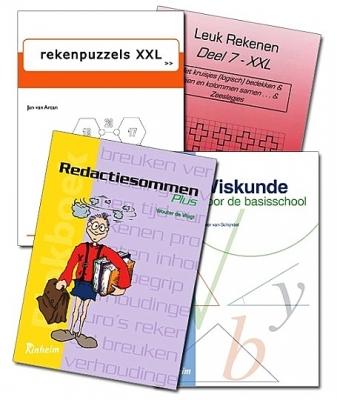 Rekenen Plus Pakket | Groep 7 - 8