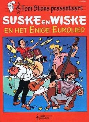 Suske & Wiske en het Enige Eurolied