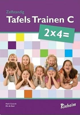 Zelfstandig Tafels Trainen C   Groep 6 - 7