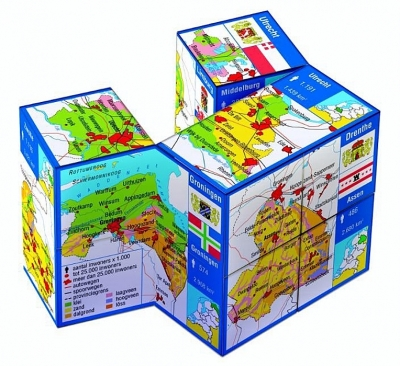 ZooBooKoo Nederland Provincies gr 5 t/m 8