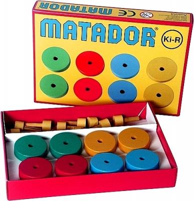 Matador Ki 3+ wielen | vanaf 3 jaar