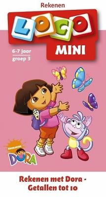 Rekenen met Dora - Getallen tot 10 | 6 - 7 jaar