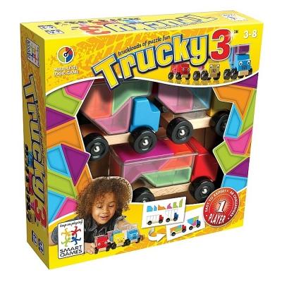 Smart Games - Trucky3 | 3 - 8 jaar