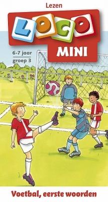 Voetbal, eerste woorden   6 - 7 jaar
