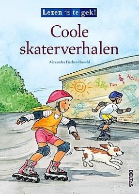 Lezen is te gek! Coole skaterverhalen | vanaf 7 jaar