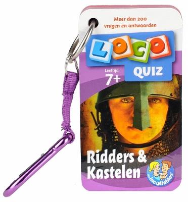 Loco Quiz Ridders & Kastelen | vanaf 7 jaar
