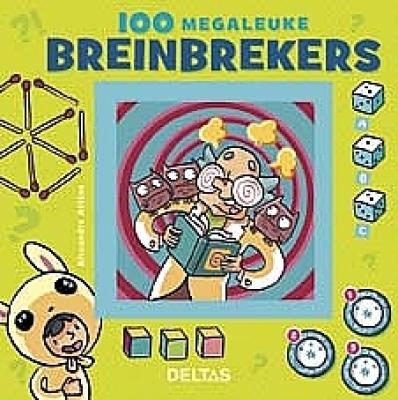100 megaleuke breinbrekers   vanaf 8 jaar