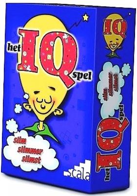 Het IQ spel | vanaf 9 jaar