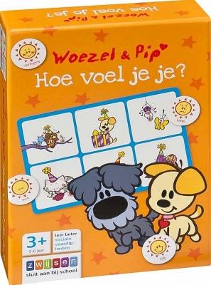 Woezel & Pip Hoe voel je je? | 3 - 6 jaar