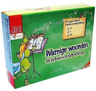 Warrige Woorden Werkwoordspelling 7 - 11 jaar