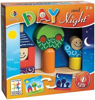 Day and night | 3 - 6 jaar