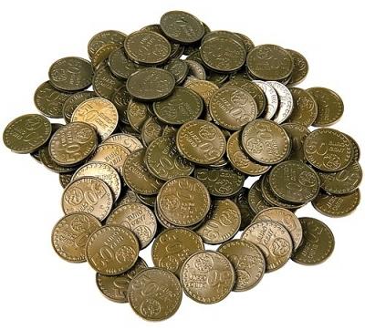 Euromunten 50 eurocent