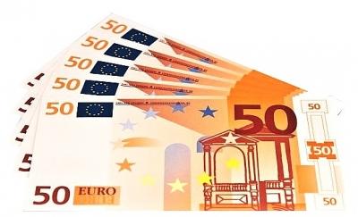 Euro biljetten 50 euro