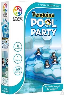 Penguins pool party   6 - 99 jaar