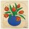 Groeipuzzel tulp educo