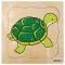 Groeipuzzel schildpad Educo