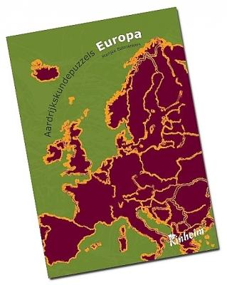 Aardrijkskundepuzzels Europa groep 7