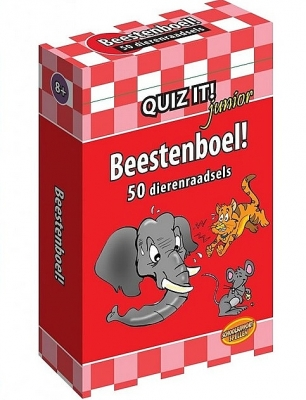 Beestenboel! Quiz it! Junior
