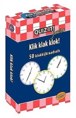 Klik klak klok! Quiz it! Junior
