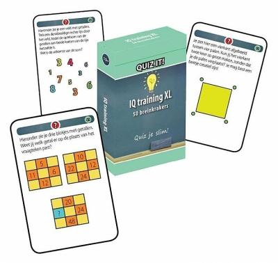 IQ Training XL Quiz it!