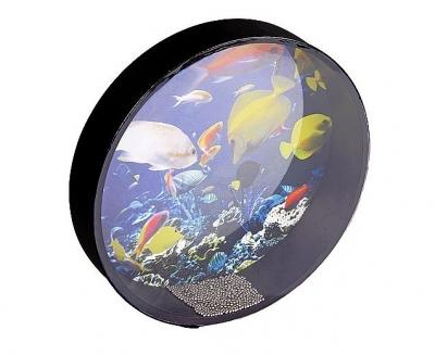Oceandrum in kleurrijk zeedesign