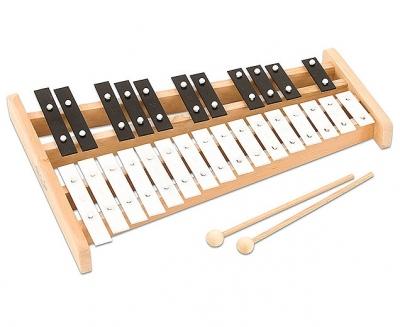 Glockenspiel alt chromatisch