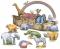 De ark van Noach 3D knutselset